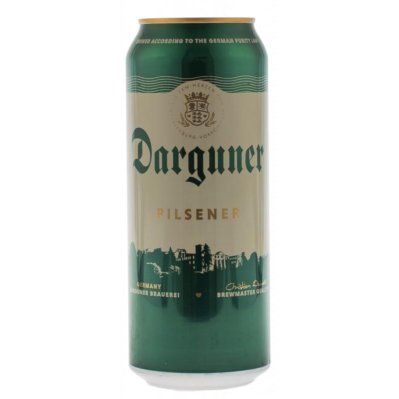 """""""Darguner Pils"""" 0,5л ТМ """"Darguner"""""""
