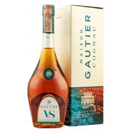 """Коньяк """"Gautier VS"""" 0.7л в коробке ТМ """"Gautier"""""""