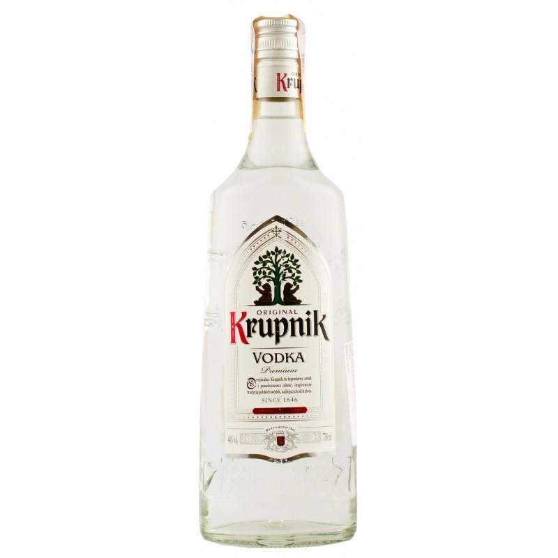 "Водка ""Krupnik Premium"" 0.7л ТМ ""Krupnik"""