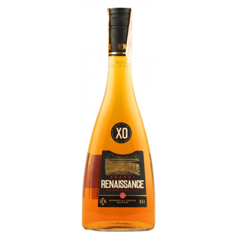 "Бренді ""Renaissance XO"" 0.5л ТМ ""Renaissance"""