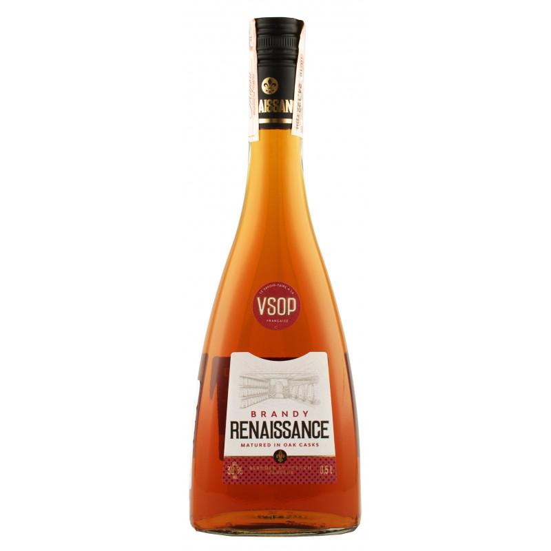 "Бренди ""Renaissance VSOP"" 0.5л ТМ ""Renaissance"""