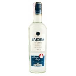 """Водка """"Barska Classic"""" 0.5л  ТМ """"Barska"""""""