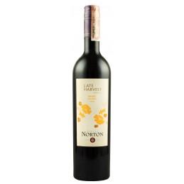 """Вино урожаю пізнього збору""""Malbec"""" 0,75л ТМ """"Norton"""""""