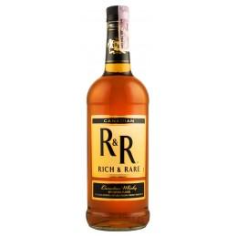 """Виски """"Rich&Rare"""" 1л  ТМ """"Rich&Rare"""""""