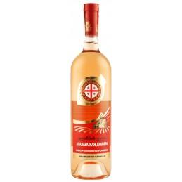 """Вино рожеве """"Алазанска Долина"""" ТМ """"Bolero"""""""