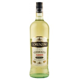 "Вермут белый ""LORENZINI"" 1л 15% (Италия, Турин, ТМ ""Sperone"")"