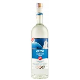 """Узо """"Meltemi"""" 0,7л 40% (Греция, ТМ """"Meltemi"""")"""