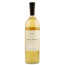 "Вино ""Chardonnay Alma Andina"" 0.75л ТМ ""Alma Andina"""