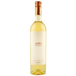"Вино ""Sauvignon Blanc Alma Mora"" 0,75л ТМ ""Alma Mora"""