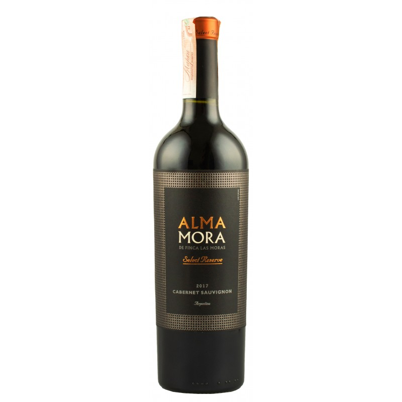 "Вино ""Cabernet Select Rve"" 0,75л ТМ ""Alma Mora"""