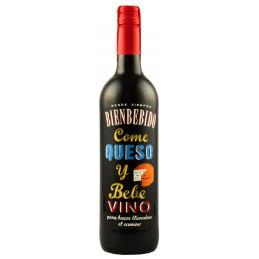 "Вино ""Queso"" красное сухое 0,75л 13,5%"