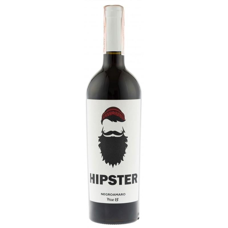 Купить Вино Hipster Negroamaro IGT красное сухое Ferro13