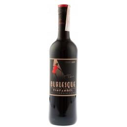 """Вино """"Burlesque Zinfandel 2017"""" кр.сух 0,75л 14% (США, Калифорния, ТМ """"Burlesque"""")"""