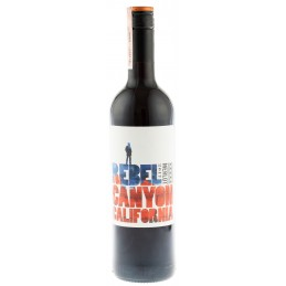 "Вино ""Rebel Canyon Merlot..."