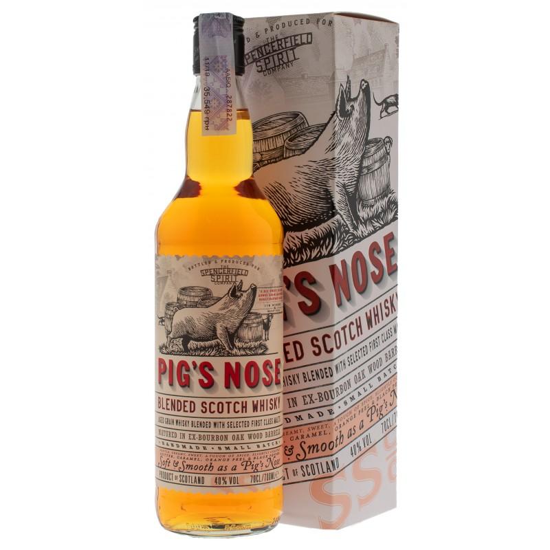 Купить Виски Pig's Nose Blended 0,7л