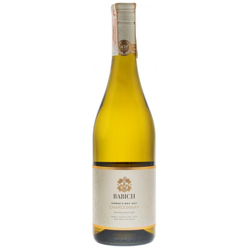 Вино Chardonnay белое сухое Babich