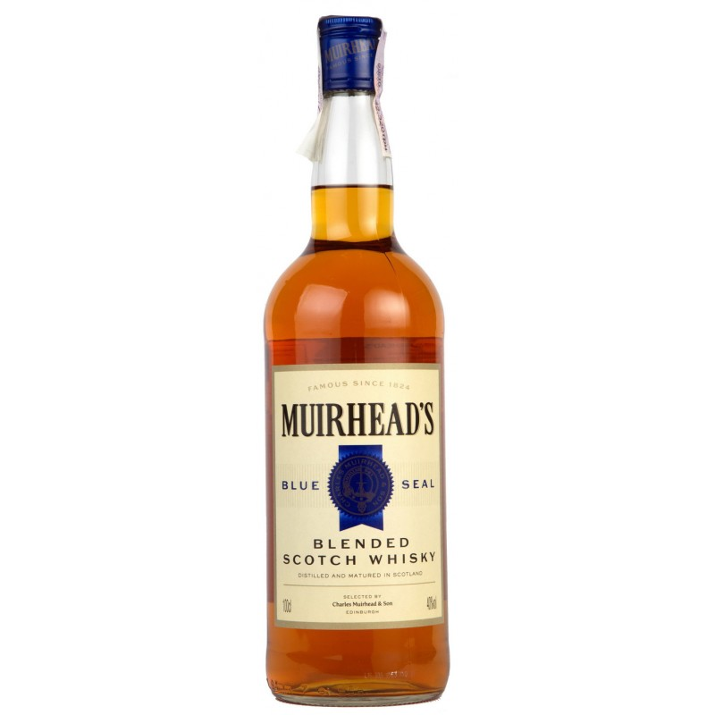 Купить Виски Muirheads Finest Blended 1.0л
