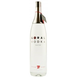 Горілка Goral Vodka Master 1 л