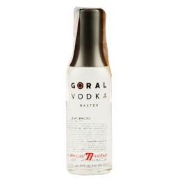 """Міні горілка """"Goral Vodka Master"""" 0,05 л"""
