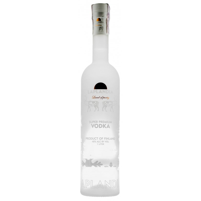 "Водка ""Laplandia Vodka"" 1л (Лапландия)"