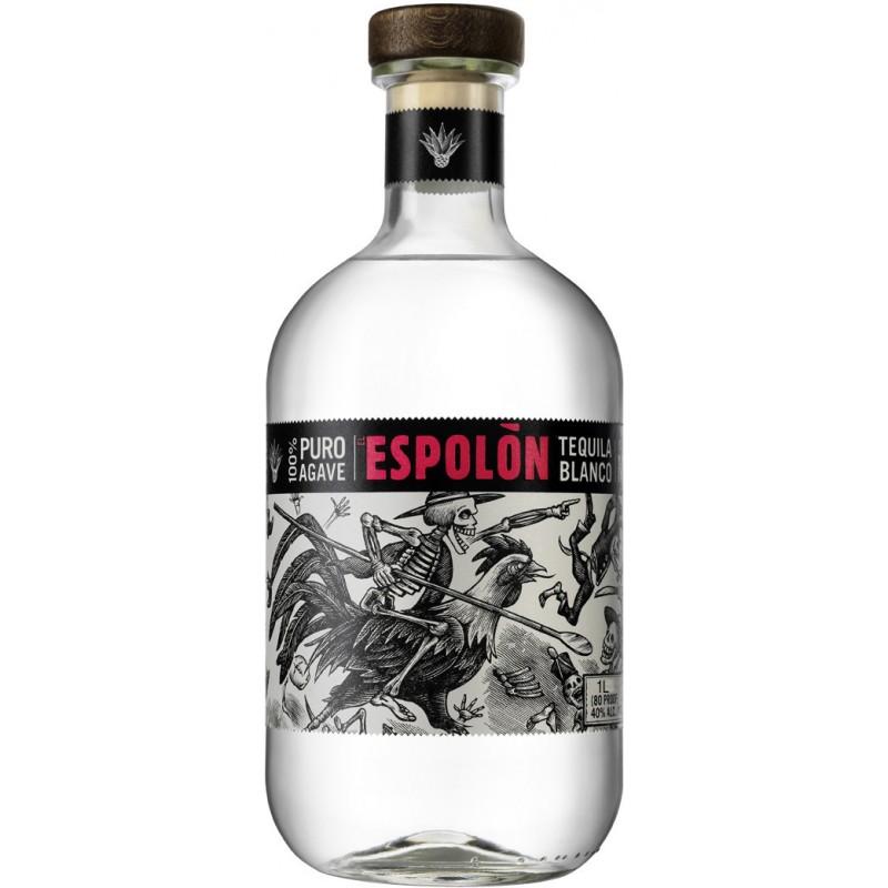 Купить Текила El Espolon Blanco 1.0л
