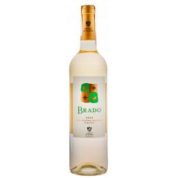 """Вино """"Brado"""" бел.сух 0,75л..."""