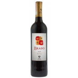 Купити Вино Brado червоне сухе