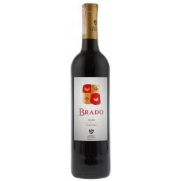 """Вино """"Brado"""" кр.сух 0,75л..."""