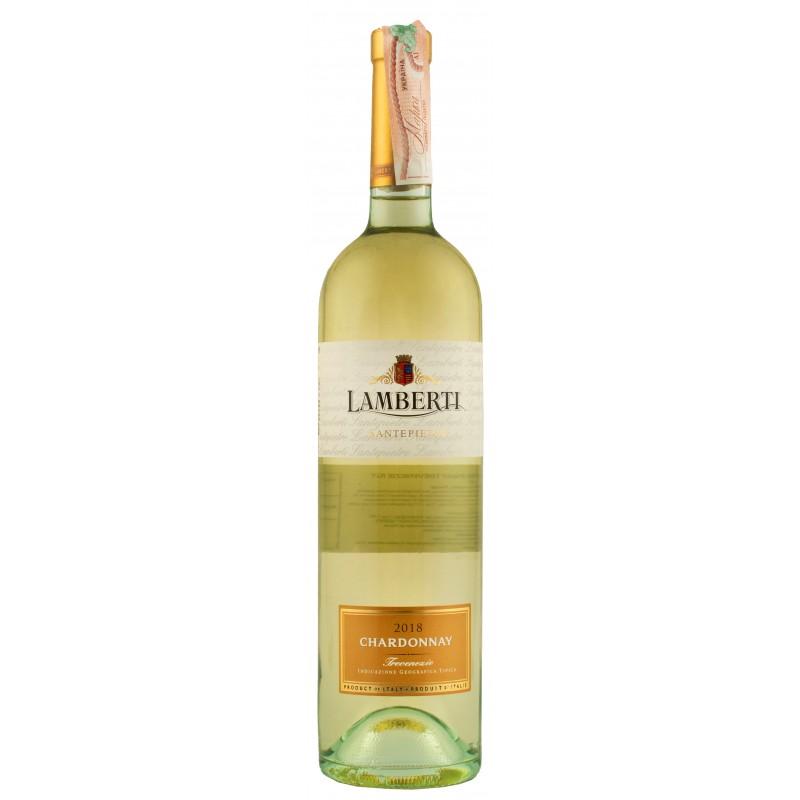 Купить Вино Chardonnay IGT белое сухое Lamberti