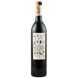 Вино Mala Vida красное сухое