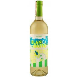 Вино Blanca&Quito біле сухе