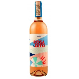 Вино Rosa&Dito рожеве сухе