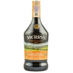 Купити Лікер Merrys Salted...