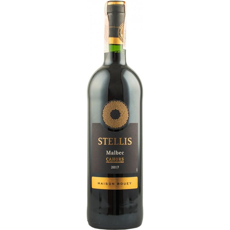 Купить Вино  Malbec Cahors красное сухое Stellis