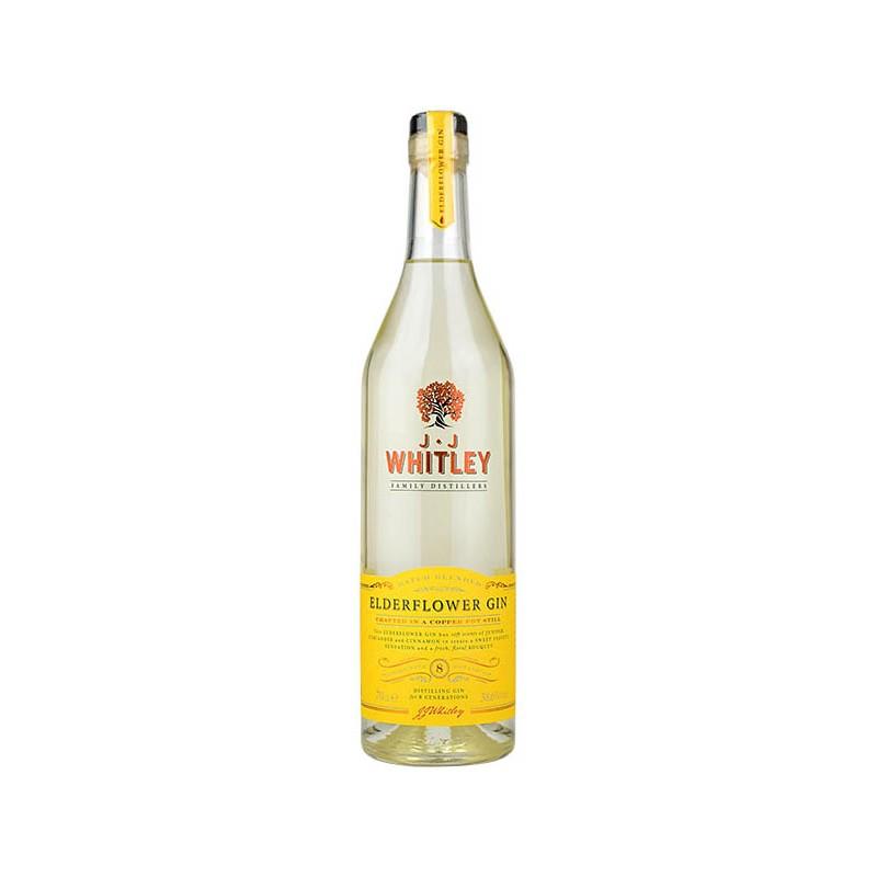 Купить Джин Whitley Neill Handcrafted Elderflower 0,7л