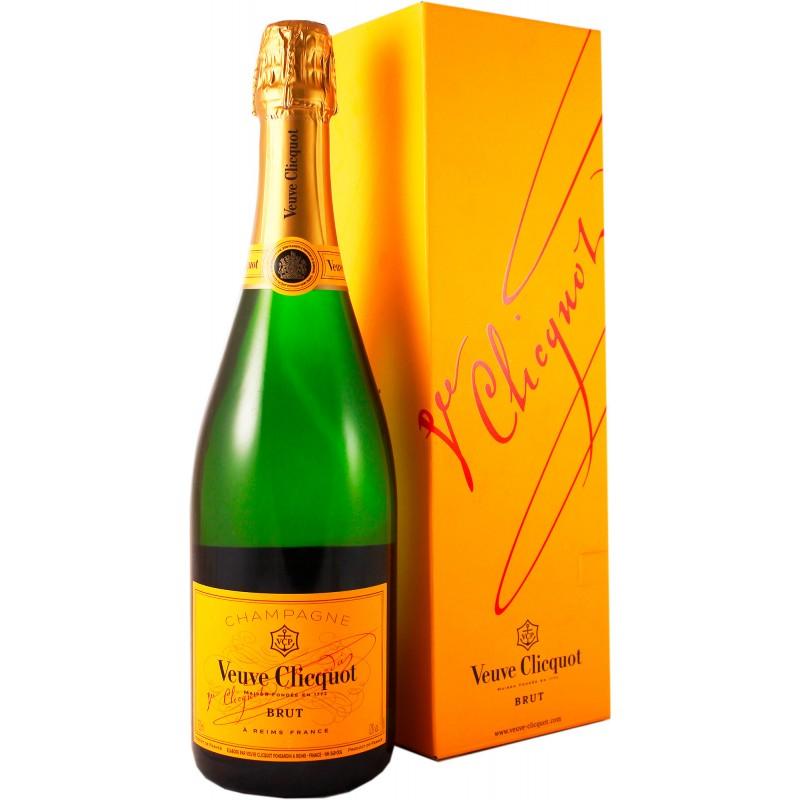 Купити Шампанське Veuve Clicquot Ponsandin Brut біле брют