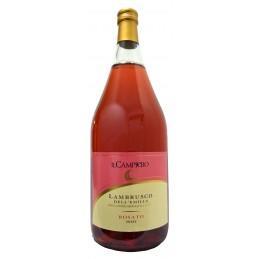 Вино игристое Lambrusco...