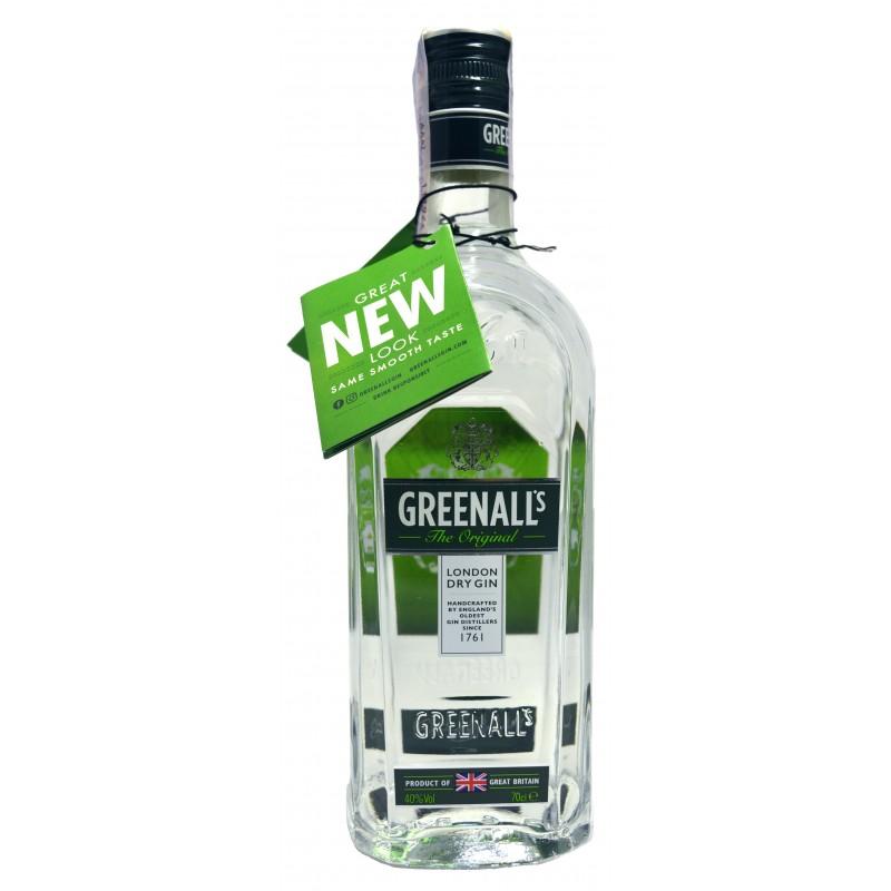 Купити Джин Greenalls Gin 1.0л
