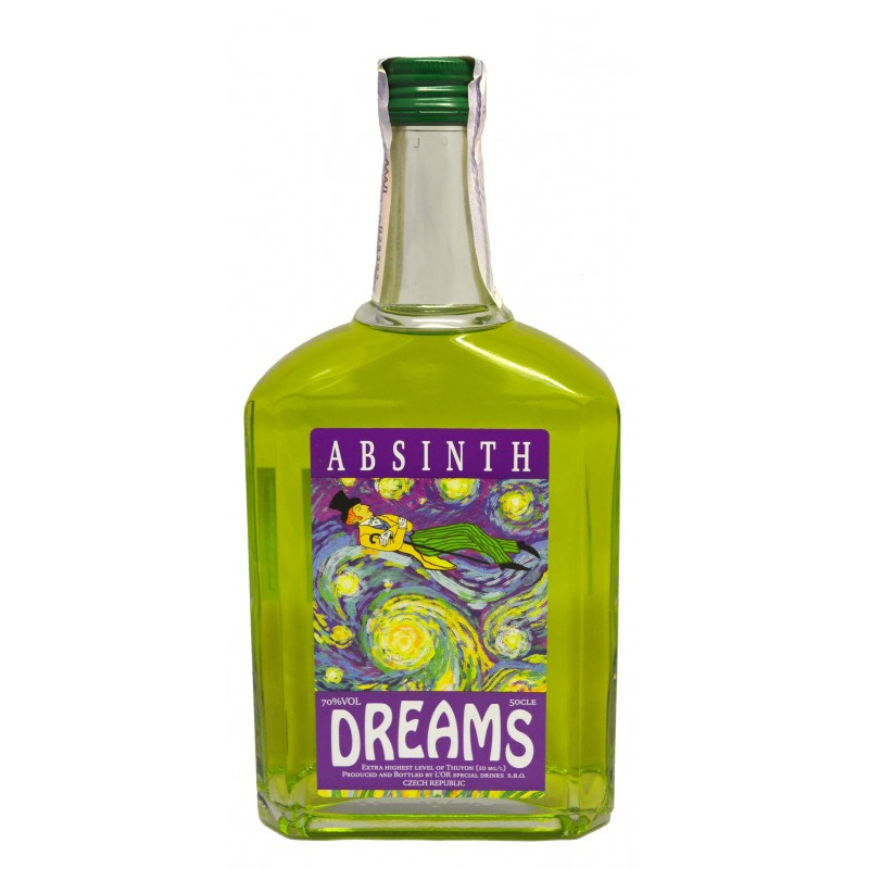 Купить Абсент Dreams 0.5л