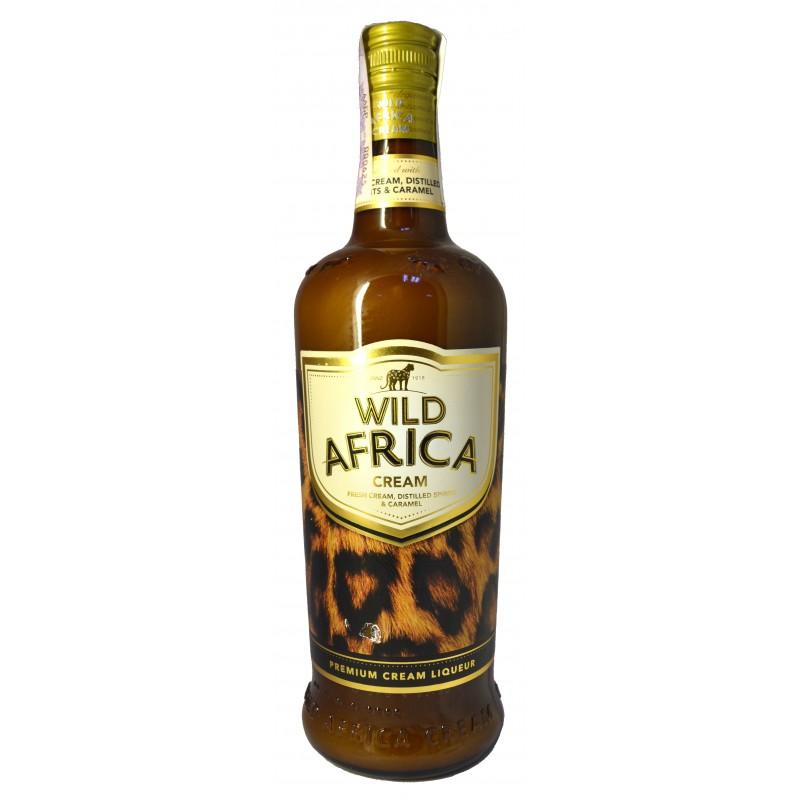 Купить Ликер Wild Africa Сream 0.7л