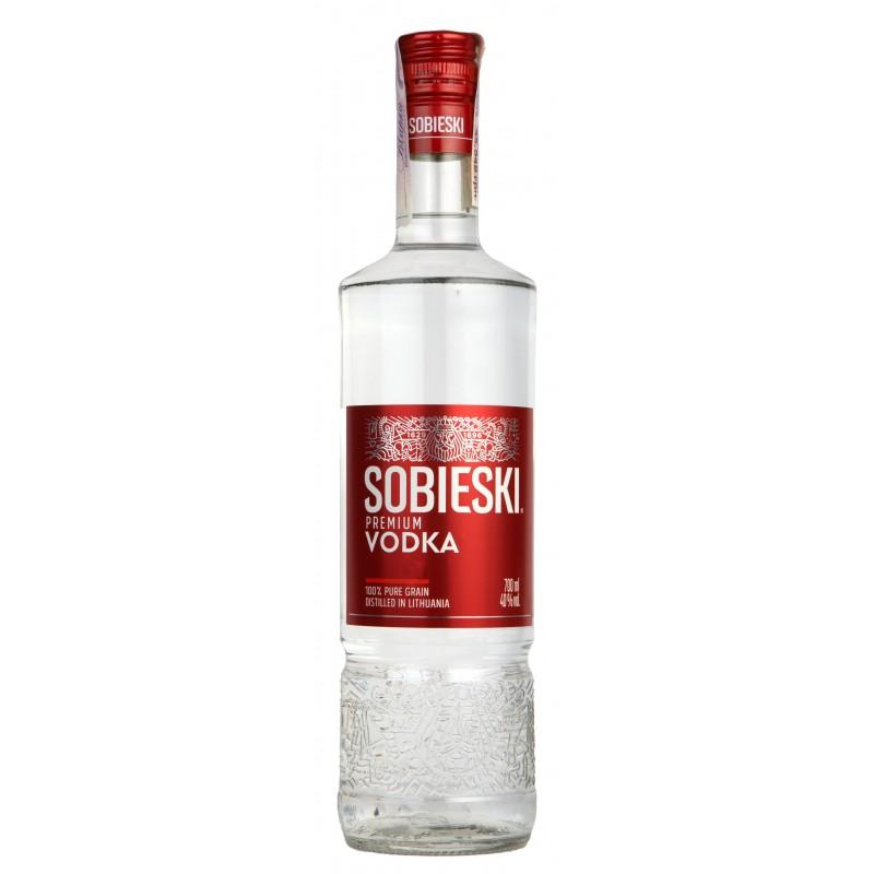 Купить Водка Sobieski Premium 0.7л