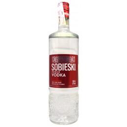Горілка Sobieski Premium 1.0л