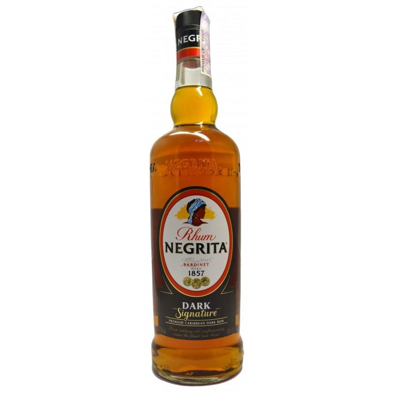 Купить Ром Negrita Dark 1.0л