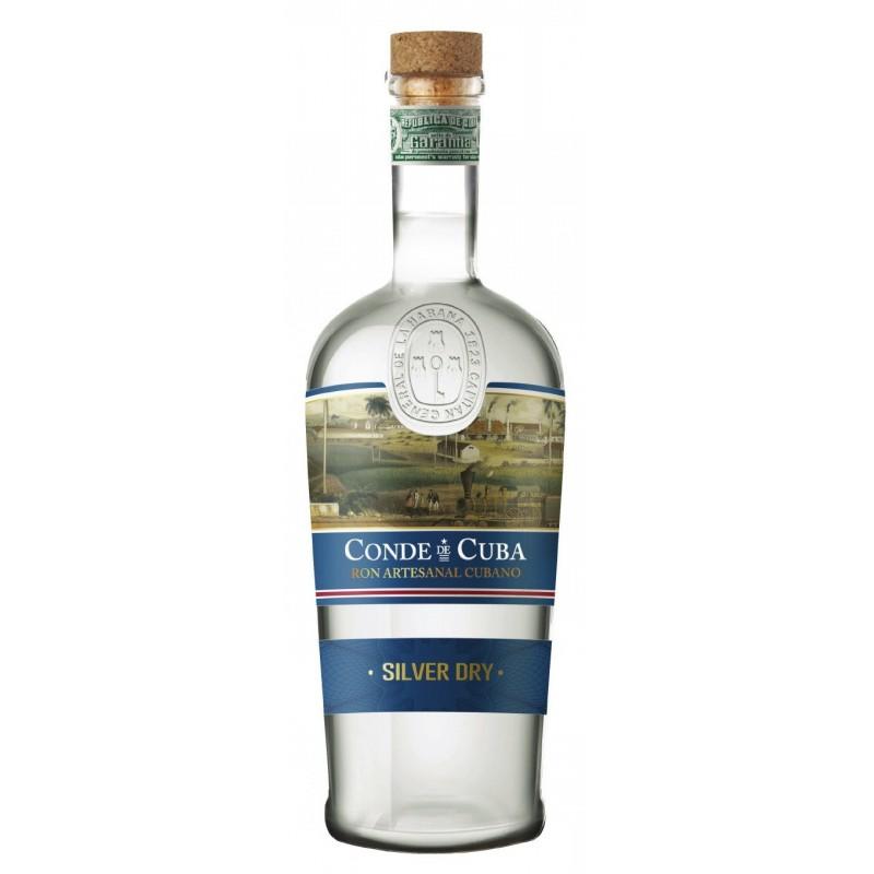 Купить Ром Conde de Cuba Silver dry 0,7л