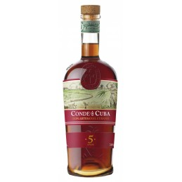 Купить Ром Conde de Cuba...