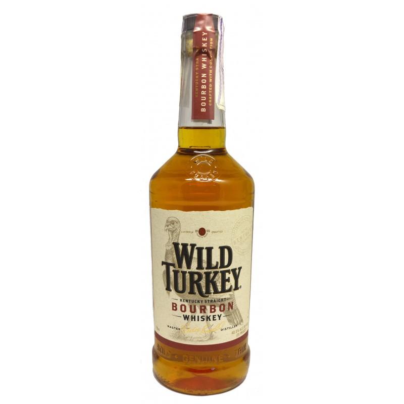 Купити Бурбон WILD TURKEY 0.7л