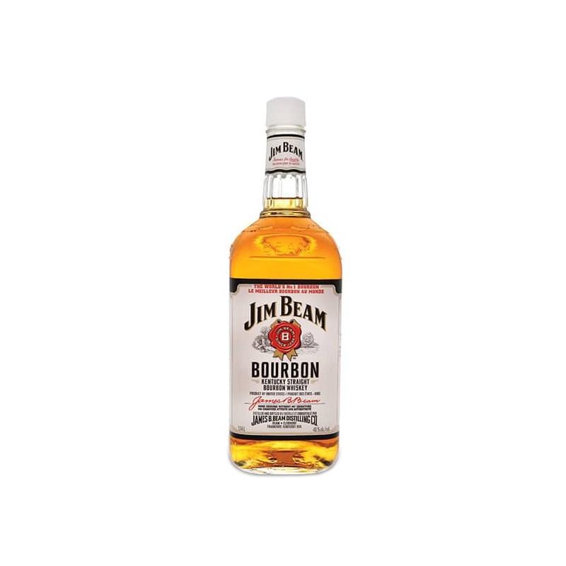 Купить Бурбон Jim Beam White Label 1.0л