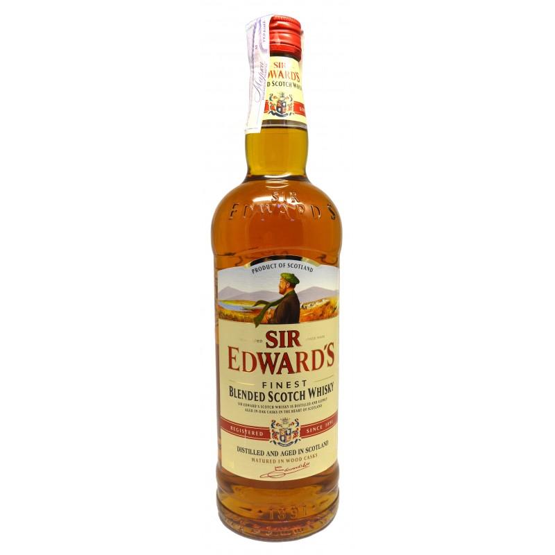Купить Виски SW S.EDWARDS 1.0л