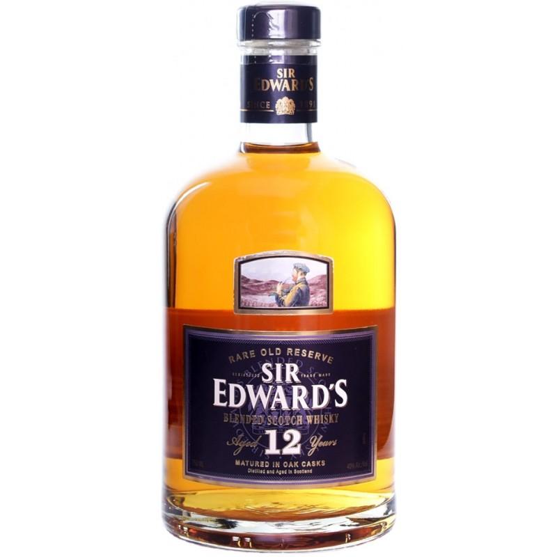 Купить Виски SW S.EDWARDS 0,5л 12yo