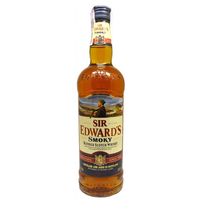 Купить Виски SW S.EDWARDS Smoky 1.0л